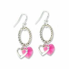 Double Hearts Earring Design Kit