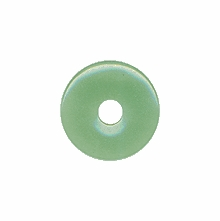 25mm Aventurine Gemstone Donut (1pc)