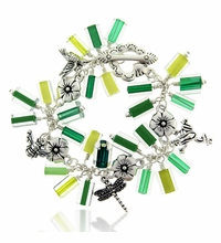 Lovely Garden Bracelet Kit