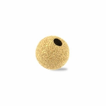 4mm Gold Filled Stardust Beads (10PK)