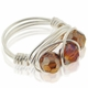 Majestic Topaz AB Wire Wrapped Ring Design Kit