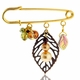 Swarvoski Harvest Pin Jewelry Design Kit