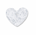 18mm Crystal Swarovski Truly in Love Heart