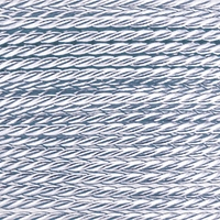 Silver Plated 20GA Twisted Round Wire 3YD