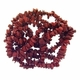 Red Jasper Bead Chips 36 Inch Strand