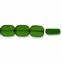 Majestic Crystal® Emerald 10x8mm Rectangle Crystal  Beads (29PK)