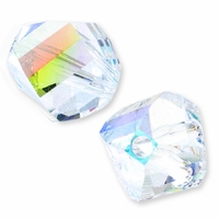 6mm Crystal AB 5020 Swarovski Helix Bead(1PC)