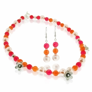 Summer Flower Jewelry Design Kit