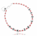 "Swarovski ""Mom is Love"" Bracelet Design Kit"