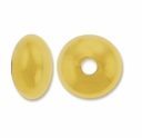 Gold Filled 5.8mm Saucer Bead (1PC)