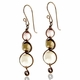 Neapolitan Wire Wrapped Earring Design Kit