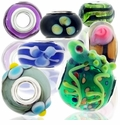 MIOVI™ Large Hole Lampwork Beads