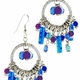 Bohemian Blues Earring Design Kit