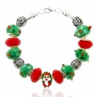 Christmas MIOVI Large Hole Starter Bracelet Kit