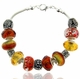 Autumn Haze MIOVI Large Hole Starter Bracelet Kit
