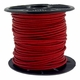 2mm Red Cowhide Leather Cord 5 Meters