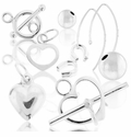 Overstock Sterling Silver & Silver Filled Beads and Components