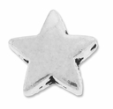 Antiqued Silver 13mm Star Bead (10PK)