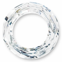 30mm Swarovski Cosmic Ring 4139: Crystal 30mm