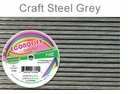 Econoflex Craft Fine Wire .014 Diameter 7 Strand Steel Grey