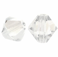 Crystal 5328 4mm Swarovski Crystal XILION Bicone Beads(10PK)