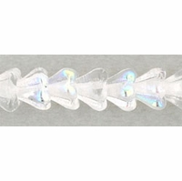 Baby Bell Flowers 4/6mm Crystal AB (24PK)