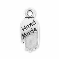 Antique Silver Hand Made Charm