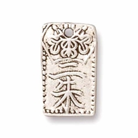 Antique Silver Nisshu Charms