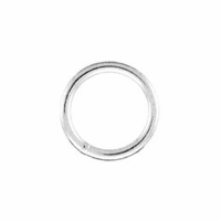 Heavy Gauge Closed Jump Ring 0.90x6.0mm (10PK)