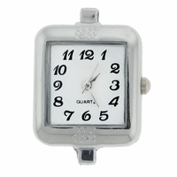Modern Square Watch Face