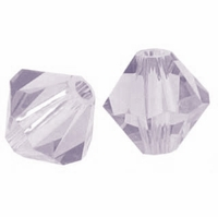 Greige 5328 8mm Swarovski Crystal XILION Bicone Beads (1PC)