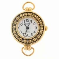 Gold Loop Soccer Mom Watch Face (1pc)