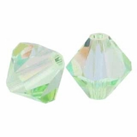 Chrysolite AB 5301 Discontinued Swarovski 6mm (10PK)