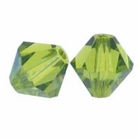 Olivine 5301 Discontinued Swarovski 6mm (10PK)
