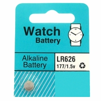 Watch Battery LR626 Alkaline Battery
