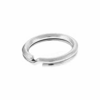 4.5mm Sterling Silver Split Rings (10PK)