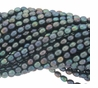 Peacock Rice Freshwater Pearl 5x6mm Bead Strand