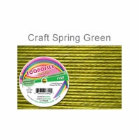 Econoflex Craft Fine Wire .014 Diameter 7 Strand Spring Green