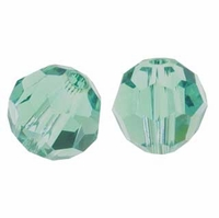 Erinite 8mm Swarovski 5000 RoundCrystal Beads (1PC)
