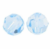Light Sapphire Swarovski 5000 5mm Crystal Beads (10PK)