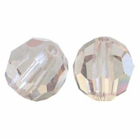 Light Colorado Topaz Swarovski 5000 5mm Crystal Beads (10PK)
