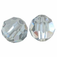 Black Diamond Swarovski 5000 5mm Crystal Beads (10PK)