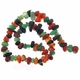 Multi-Color Pebble Beads 16 inch Strand