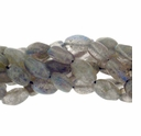 Labradorite Oval 7x5mm Gemstone Beads 14 inch Strand