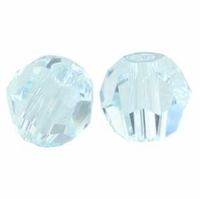 Light Azore Swarovski 5000 4mm Crystal Beads (10PK)