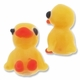 16mm Yellow Duck Lampwork Glass Beads (4PK)