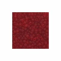 Ruby Seed Bead size 11/0