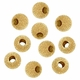 3mm Gold Filled Stardust beads (10PK)