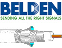 Belden 7916A Quad Shield RG6 Coax Cable - 3 GHz
