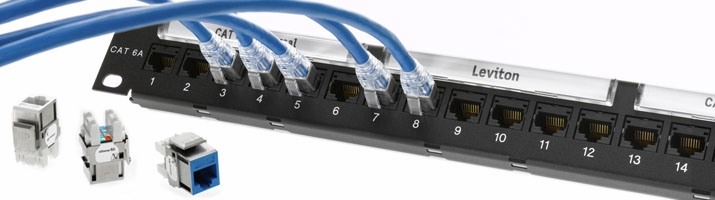 10Gigabit Ethernet Augmented Category 6 (Cat6A) Solutions